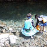 水辺の子どもたち