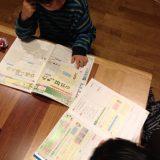 [小学校]小4、小2の4月からの学習法を模索した結果、教科書中心の学習に!